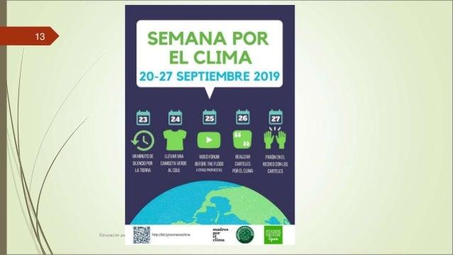 Educación para el desarrollo sostenible. ODS y Agenda 2030. Proyecto Atlántida. Alfonso Cortés 13