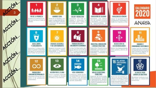 Educación para el desarrollo sostenible. ODS y Agenda 2030. Proyecto Atlántida. Alfonso Cortés 3