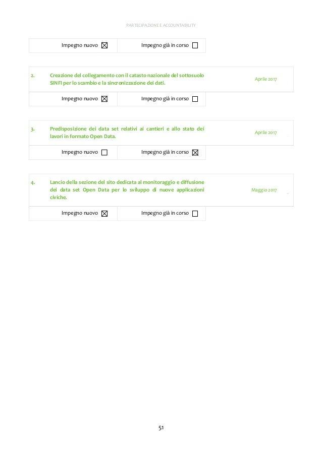 Terzo piano azione ogp nazionale versione in consultazione for Sito web design piano piano