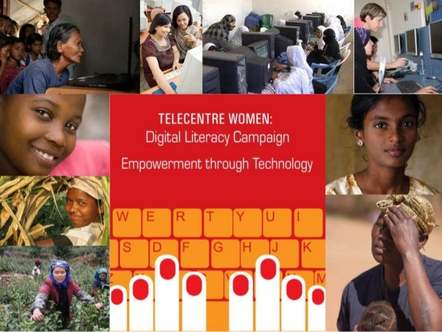 Women and ICT SessionSession Objectives:For TE Summit participants to be informed about the TelecentreWomen program framew...