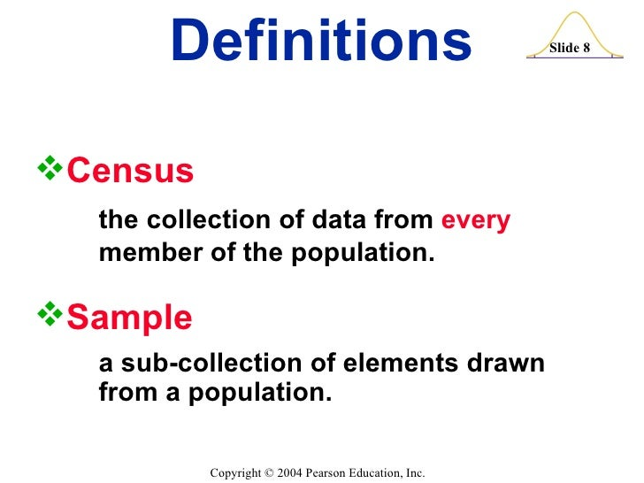 analyzing and summarizing math data In statistics, we try to make sense of the world by collecting, organizing, analyzing, and presenting large amounts of data for example, you may survey your friends.