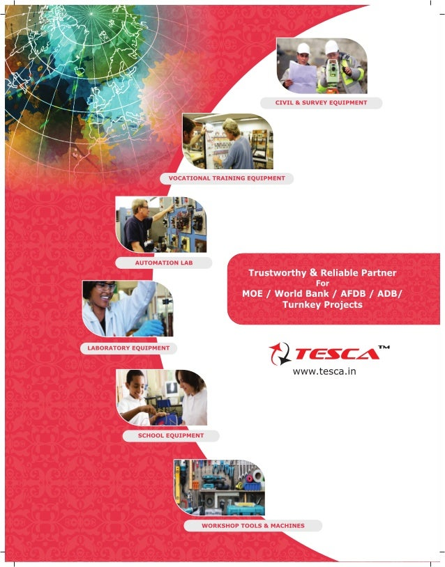 Tesca Technologies Private Limited, Jaipur, Test Measuring & Technical / Vocational Equipments