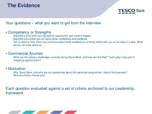times 100 tesco case study leadership Article talent management at tesco hsc—a case study rabinarayan samantara1 nidhi sharma1 abstract leadership development is a key aspect of talent management programmes and processes in organi.
