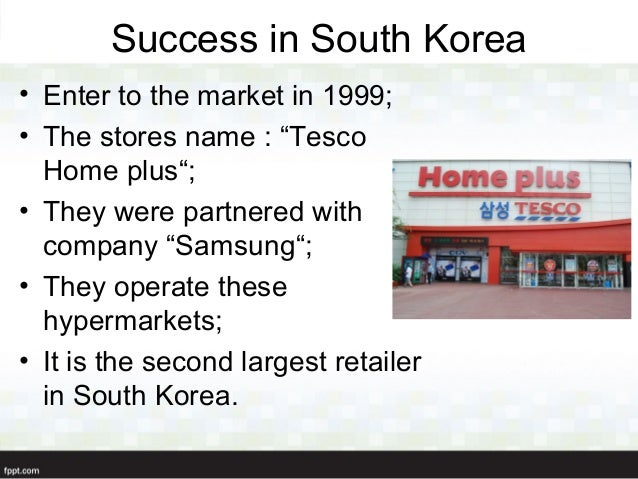 success of tesco Why are supermarkets suddenly so interested in the independent grocery convenience channel having worked in the [.