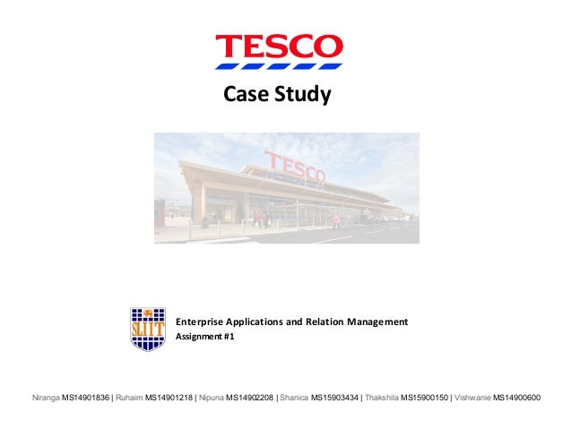operations management in tesco 2 essay
