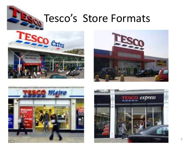 Operations management assignment on: Tesco Company