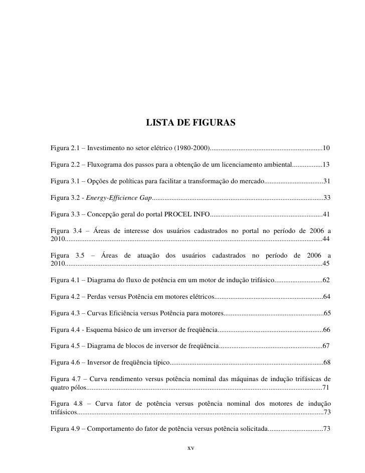 LISTA DE FIGURASFigura 2.1 – Investimento no setor elétrico (1980-2000)......................................................