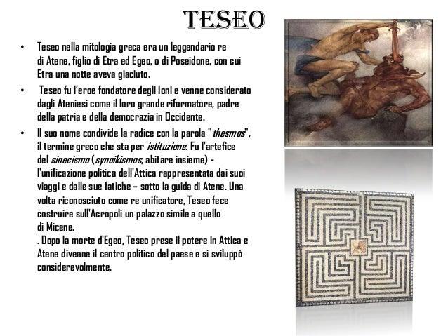 Teseo e il minotauro 2 - Mitologia greca mitologia cavallo uomo ...