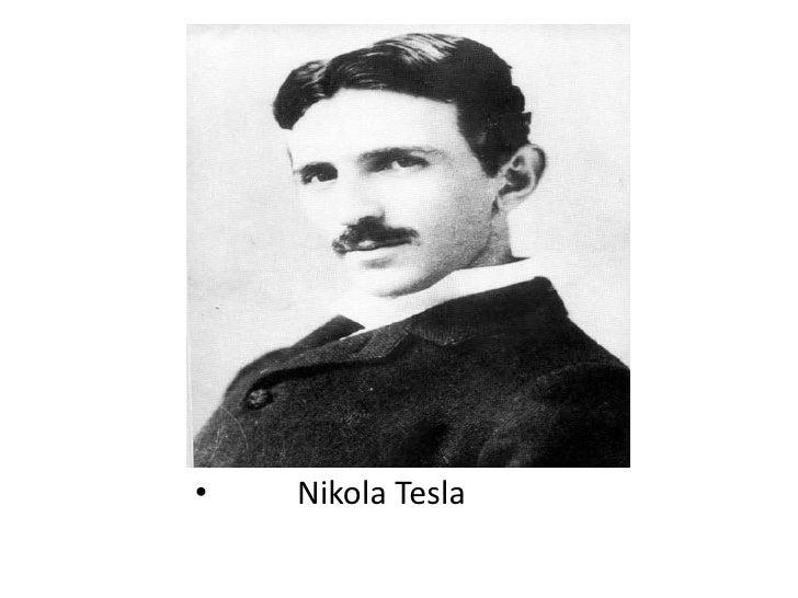 Nikola Tesla<br />