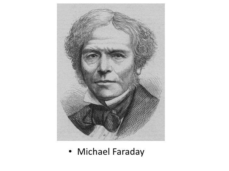 Michael Faraday<br />