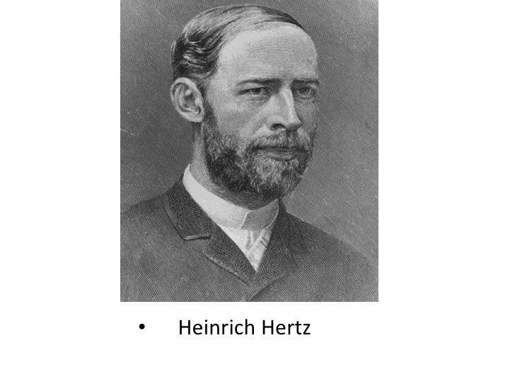 Heinrich Hertz<br />