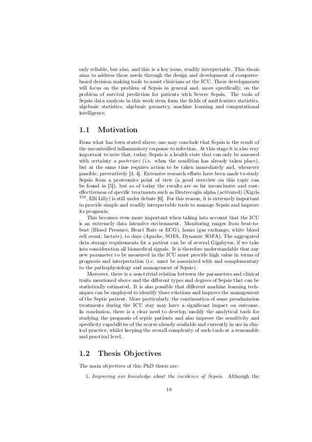 Doctoral thesis theology