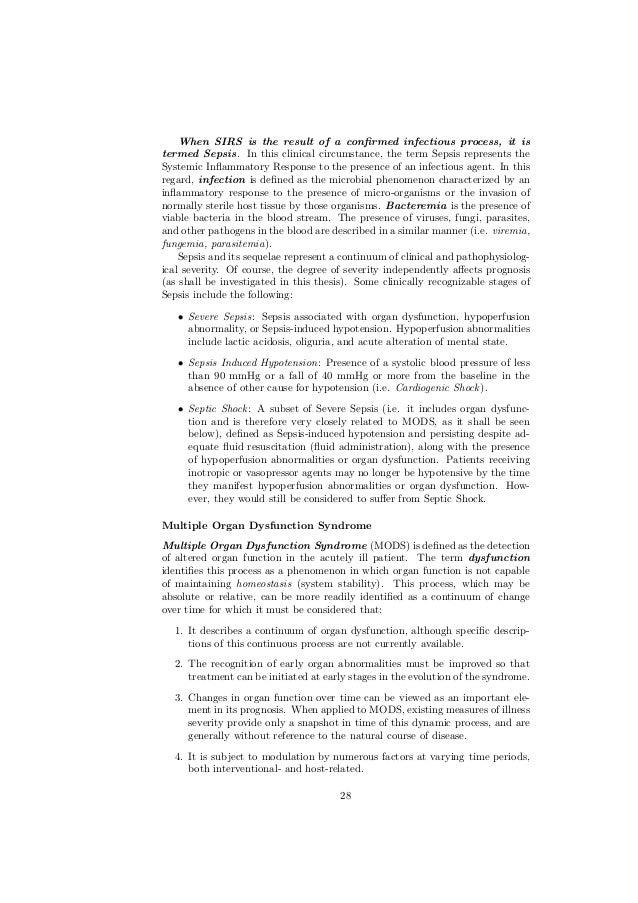 dissertation on document