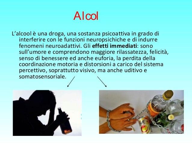 I farmaci per cifrare per alcool