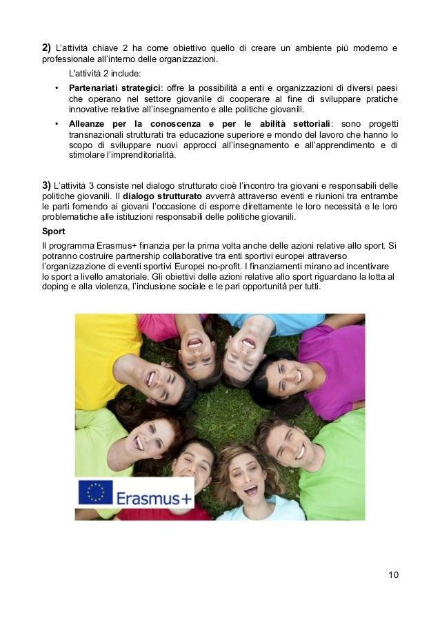 Il viaggio strumento del sapere erasmus plus - In diversi paesi aiutano gli studenti universitari ...