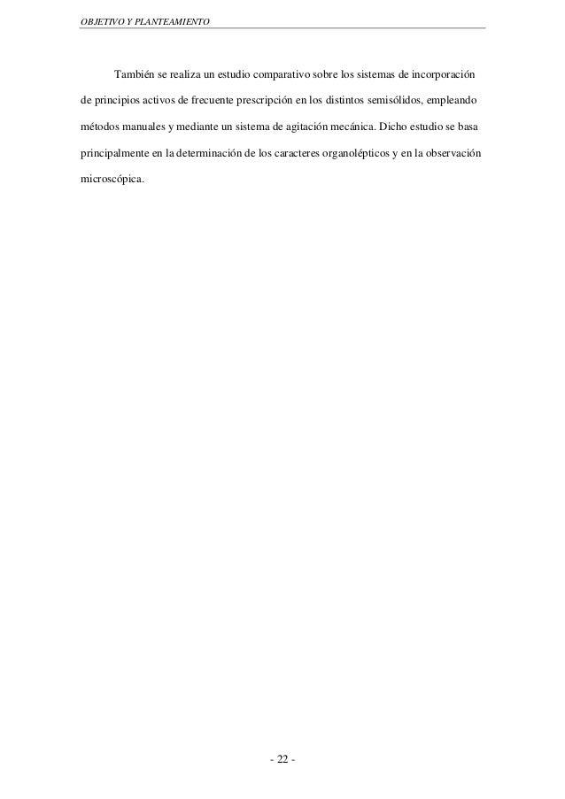 OBJETIVO Y PLANTEAMIENTO       También se realiza un estudio comparativo sobre los sistemas de incorporaciónde principios ...