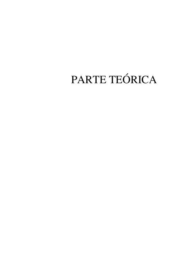 PARTE TEÓRICA