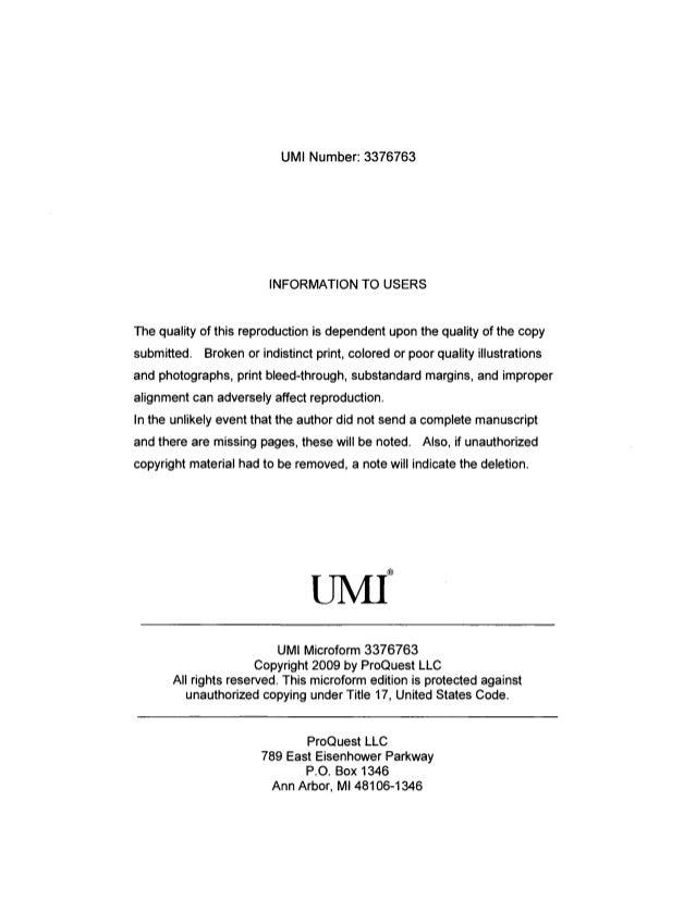 Completion of program essay