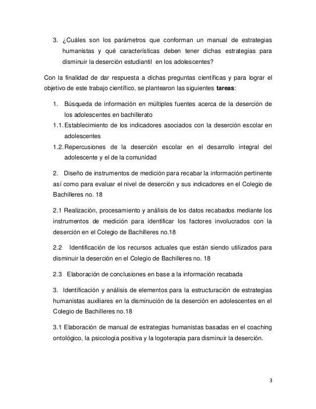 TESIS SOBRE DESERCION ESCOLAR PDF DOWNLOAD