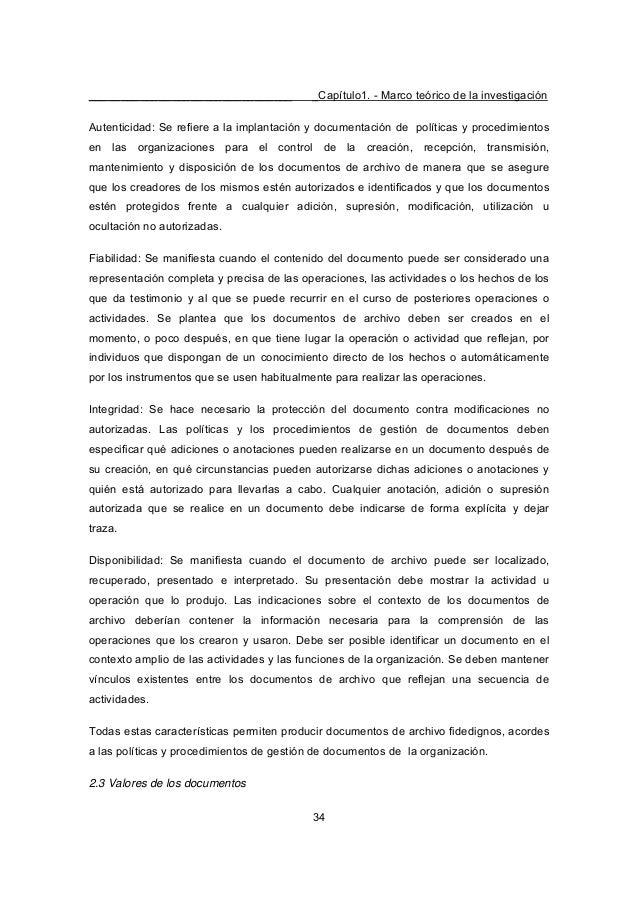 ________________________________ _Capítulo1. - Marco teórico de la investigación 34 Autenticidad: Se refiere a la implanta...