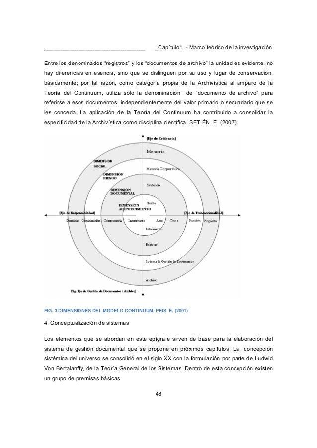 """________________________________ _Capítulo1. - Marco teórico de la investigación 48 Entre los denominados """"registros"""" y lo..."""