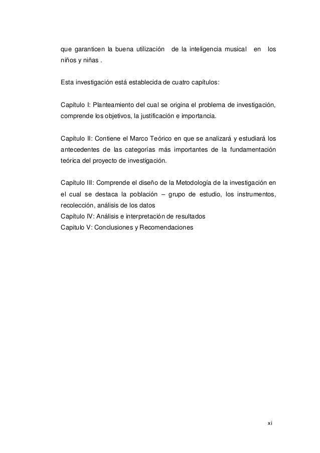 TESIS 2012 INTERNACIONAL - INTEGENCIA MUSICAL VS CENTROS INFANTILES