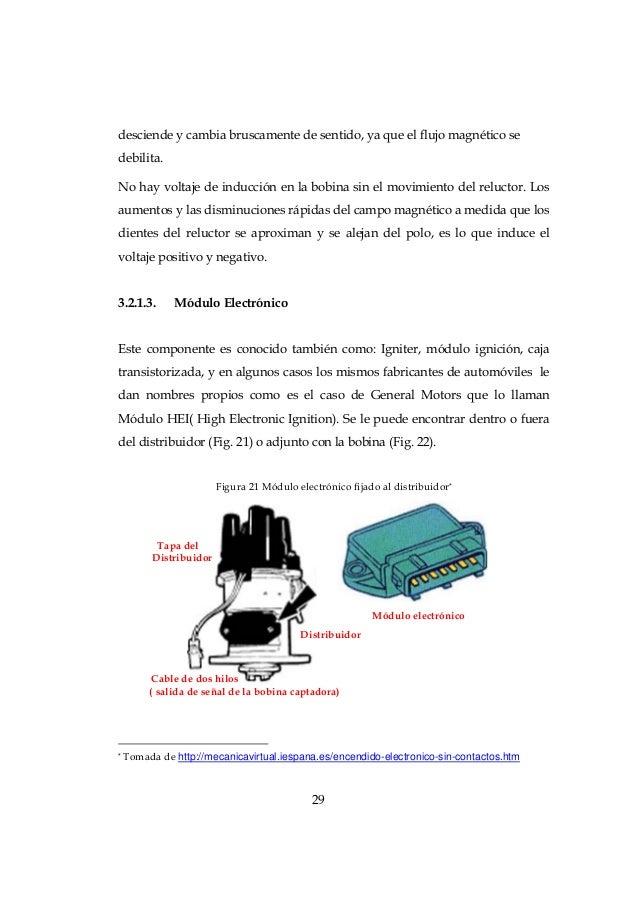 probador de bobinas de encendido automotriz pdf
