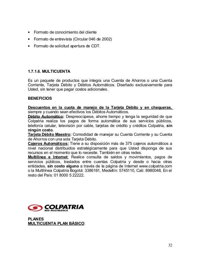 Cuenta Corriente Bancolombia Personas Langsearterscran