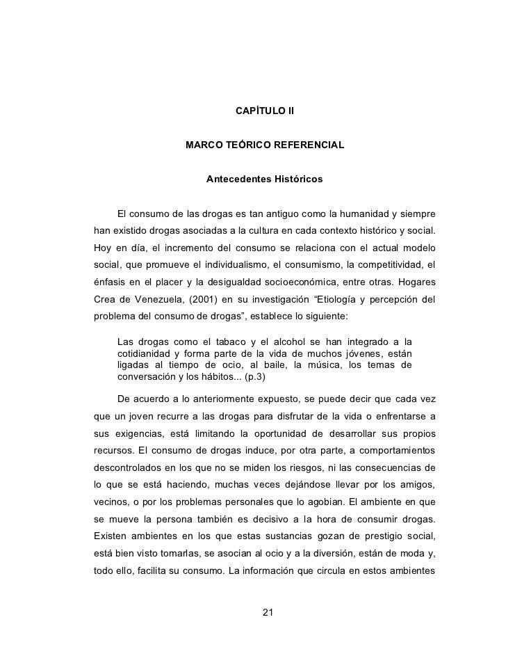 Tesis completa prevenci n consumo de drogas - Casos de alcoholismo reales ...