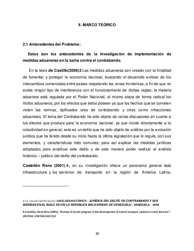 TESIS SOBRE EL CONTRABANDO - investiga-crea-innova ...