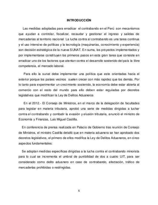 CONTRABANDO DE ESTUPEFACIENTES: Entre una aplicación ...