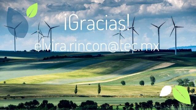 67 ¡Gracias! elvira.rincon@tec.mx