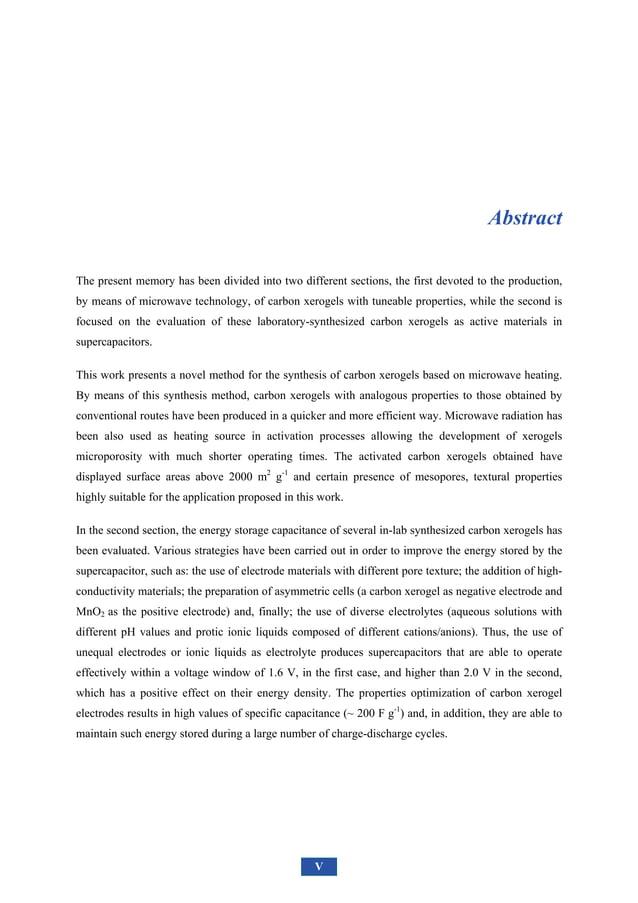 1 1. Introducción 1.1. NECESIDAD DE LOS SISTEMAS DE ALMACENAMIENTO DE ENERGÍA El elevado consumo de energía eléctrica a ni...