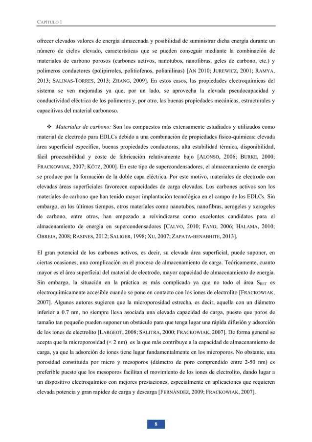 17 Publicación I DESIGNING NANOSTRUCTURED CARBON XEROGELS Nanomaterials (Edited by Mohammed Muzibur Rahman) 9 (187-234) Añ...