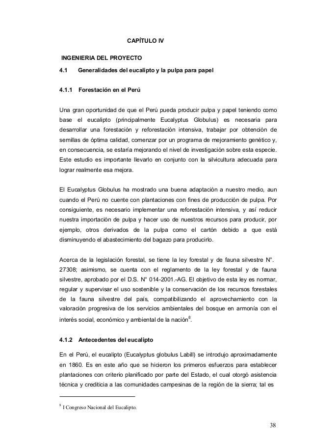 Tesis eucalipto - Informacion sobre el eucalipto ...