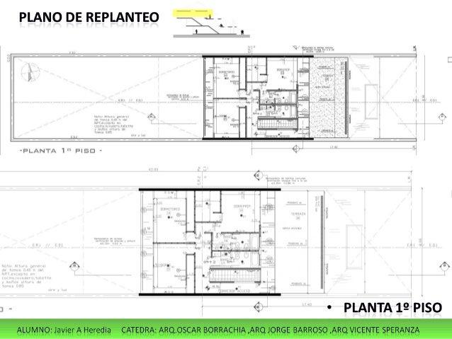 Programa de vivienda unifamiliar estudio javier a heredia - Programa para planos de viviendas ...