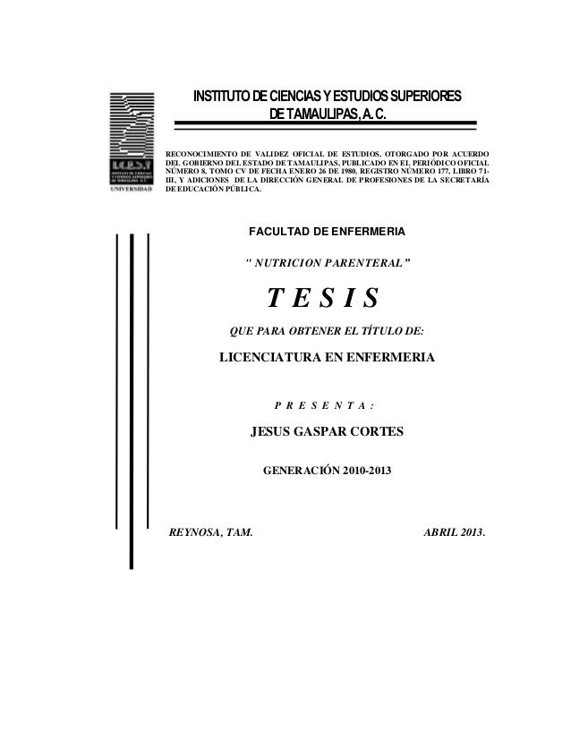 INSTITUTO DE CIENCIAS Y ESTUDIOS SUPERIORES                   DE TAMAULIPAS, A. C.RECONOCIMIENTO DE VALIDEZ OFICIAL DE EST...
