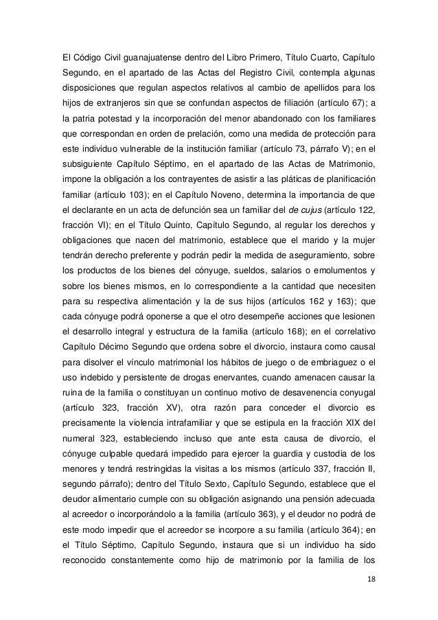 Matrimonio entre personas del mismo g nero for Libro cuarto del codigo civil