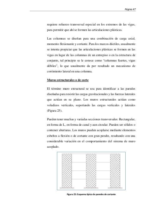 Propuesta de un Modelo Estructural y Diseño en Concreto Armado de un …