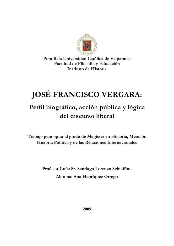 Pontificia Universidad Católica de Valparaíso            Facultad de Filosofía y Educación                   Instituto de ...