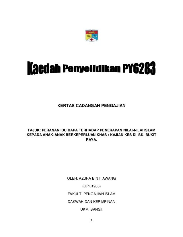 Contoh Proposal Tesis Ukm Thesis Title Ideas For College