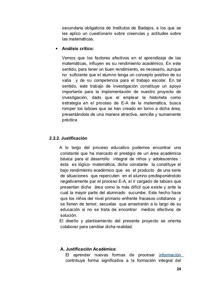secundaria obligatoria de Institutos de Badajos, a los que se        les aplico un cuestionario sobre creencias y actitude...