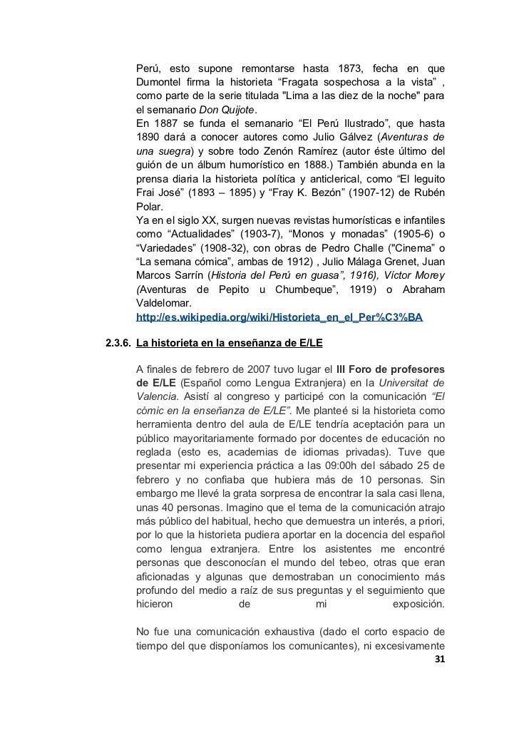 """Perú, esto supone remontarse hasta 1873, fecha en que      Dumontel firma la historieta """"Fragata sospechosa a la vista"""" , ..."""
