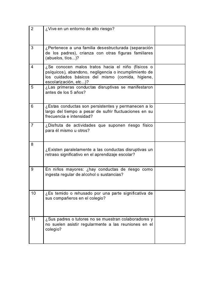 Tesis Modificacion De Conducta