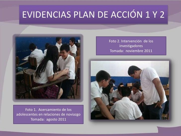 """PLAN DE ACCIÓN 3 """"Hacia una           solución""""1009080706050                            NIÑOS                             ..."""