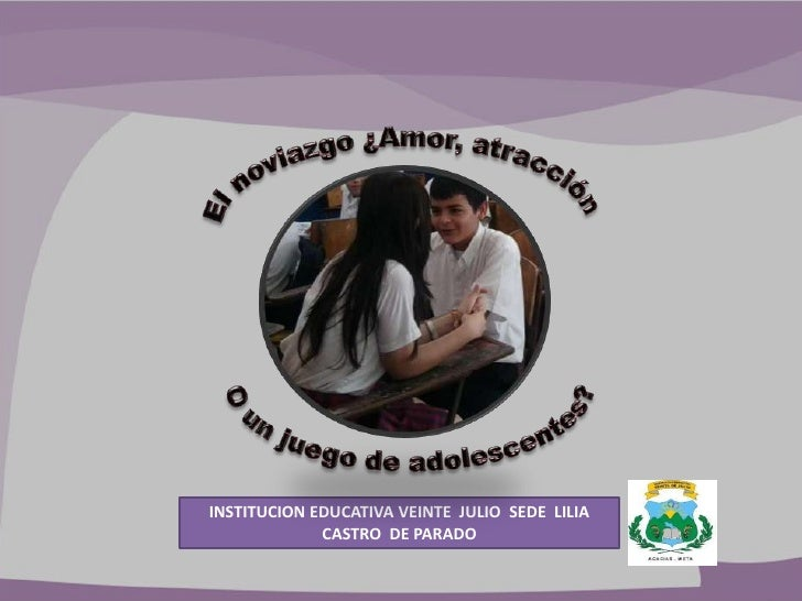INSTITUCION EDUCATIVA VEINTE JULIO SEDE LILIA             CASTRO DE PARADO