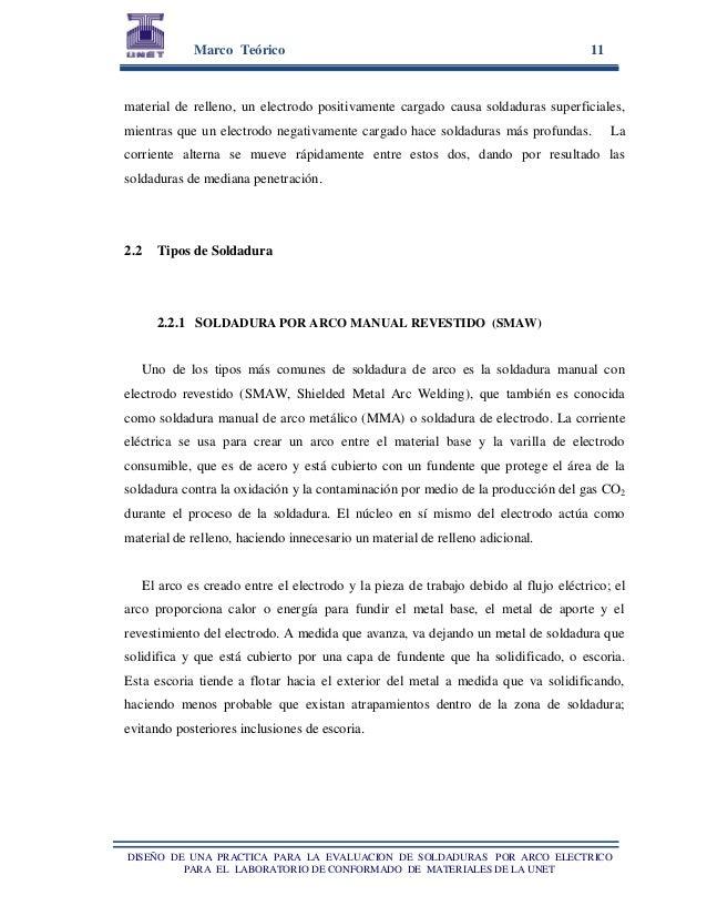 Diseño de una práctica para la evaluación de soldaduras por arco eléc…