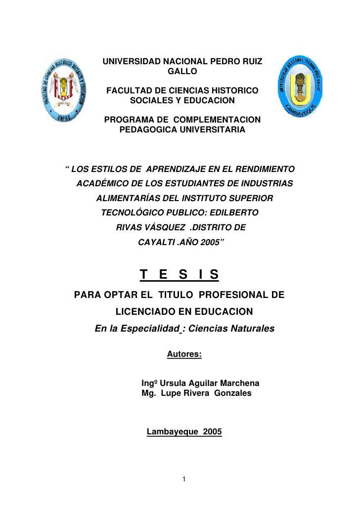 UNIVERSIDAD NACIONAL PEDRO RUIZ                    GALLO        FACULTAD DE CIENCIAS HISTORICO            SOCIALES Y EDUCA...