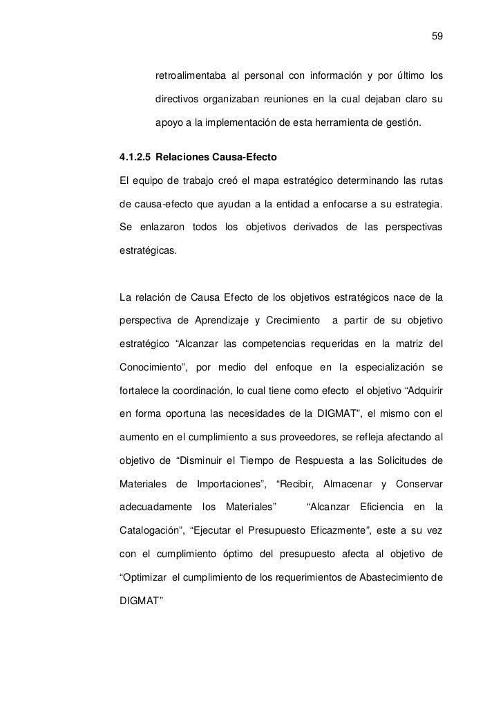 INDICADORES DE GESTION BAJO LA METODOLOGIA DEL BALANCED SCORECARD (CU…
