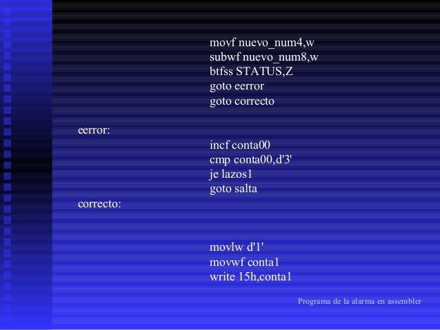 ;grabar en EEPROM write 01h,nuevo_num1 write 04h,nuevo_num2 write 08h,nuevo_num3 write 12h,nuevo_num4 bcf STATUS,RP1;regre...